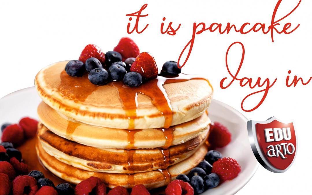 Pancake Day w Edu-Arto
